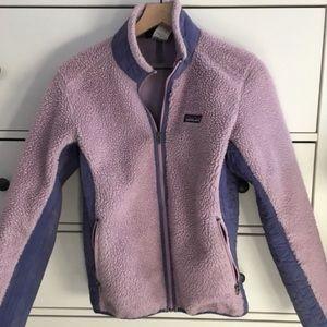 Patagonia Retro-X full zip fleece jacket